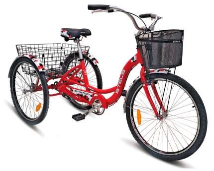 "Велосипед Stels Energy I 26 V030 2017 16"" серый/черный"