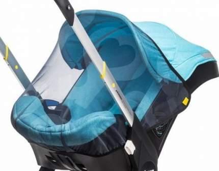 Москитная сетка для коляски-автокресла Doona SimpleParenting Insect Net Серая