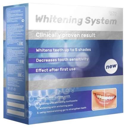 Система для отбеливания зубов Global White Premium
