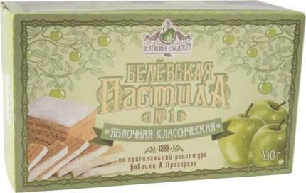Пастила белевская Белевские сладости яблочная классическая 350 г