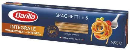 Макароны Barilla spaghetti Integrale №5 500 г