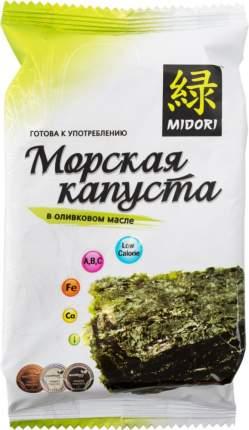 Морская капуста Midori в оливковом масле 5 г