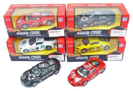 Коллекционная модель Shantou Gepai Sports Car SD895-6 1:43
