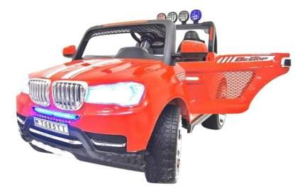 Электромобиль BMW красный RIVERTOYS