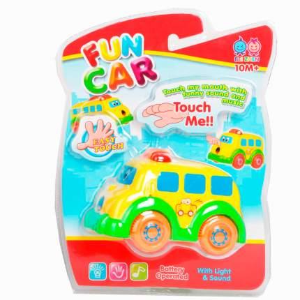 Игрушечная машина fun car автобус Shenzhen toys Б56442