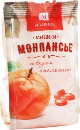 Карамель леденцовая Малвикъ монпансье со вкусом апельсина 50 г