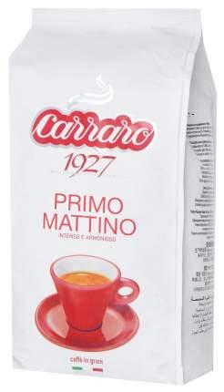 Кофе в зернах Carraro примо маттино 1 кг