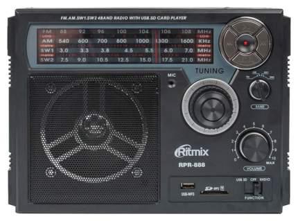 Радиоприемник Ritmix RPR-888 Black