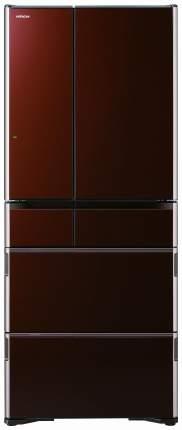 Холодильник Hitachi R-G 630 GU XT Brown