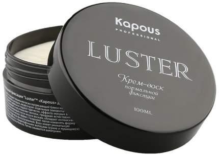 Воск для укладки Kapous Professional Styling Luster Cream-Wax 100 мл