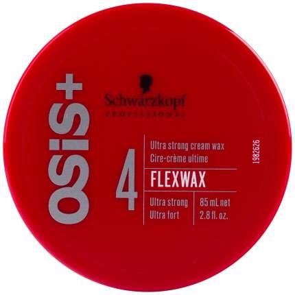 Воск для укладки Schwarzkopf Professional Osis+ Texture FlexWax 85 мл