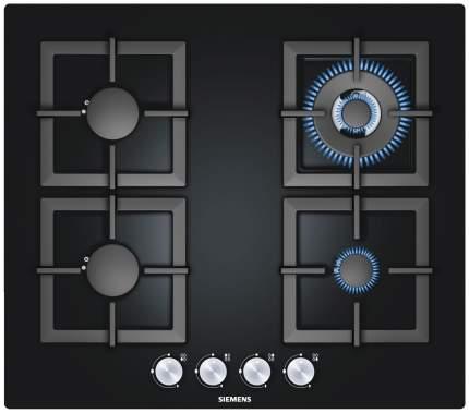 Встраиваемая варочная панель газовая Siemens EP616HB21E Black