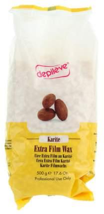 Воск для депиляции Depileve Film Karite Wax Beads 500 г