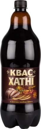 Квас натурального брожения Хатни цемны безалкогольный пастеризованный 1.4 л