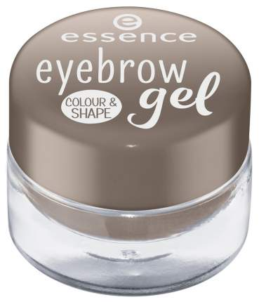Гель для бровей essence Eyebrow Gel Colour & Shape тон 02