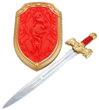 Набор игрушечного оружия ИГРАЕМ ВМЕСТЕ Щит и меч B1483024-R