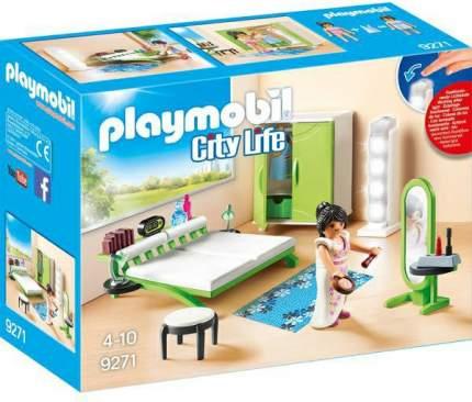Кукольный дом спальня Playmobil 9271pm