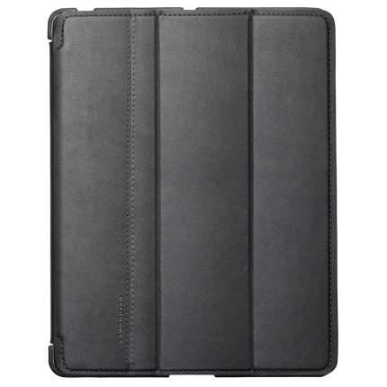 Кожаный чехол Land Rover Leather iPad 2 LRSLGTRXIPH Black