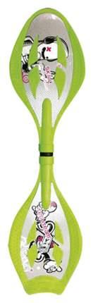 Роллерсерф Tech Team Skill 80 x 21 см зеленый