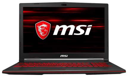 Ноутбук игровой MSI GL63 8RC-468XRU 9S7-16P612-468