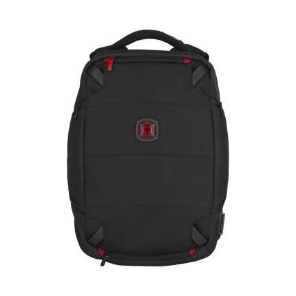Рюкзак для фототехники WENGER TechPack 606488 черный 12 л