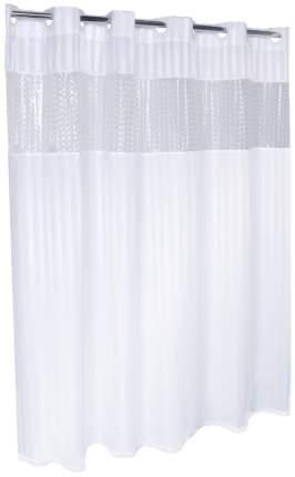 Шторка для ванной FIXSEN FX-5115E, прозрачная
