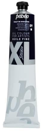Масляная краска Pebeo XL фиолетовый диоксазин 200009 200 мл