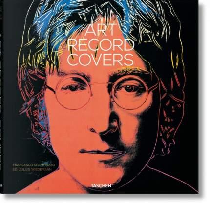 Книга Art Record Covers