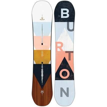 Сноуборд Burton Yeasayer Fv 2020, 148 см