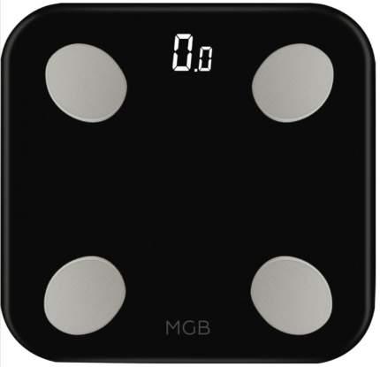 "Умные весы MGB ""Body Fat Scale Glass Edition"" Black"