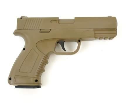 Страйкбольный пружинный пистолет Galaxy  Китай (кал. 6 мм) G.39D (песочный)