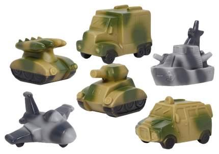 Игрушка из ПВХ Набор Военная техника