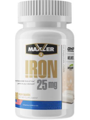Железо Maxler Iron 90 капсул
