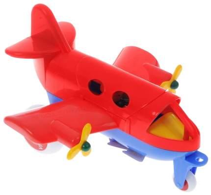 Самолет с 2-мя человечками (30 см)
