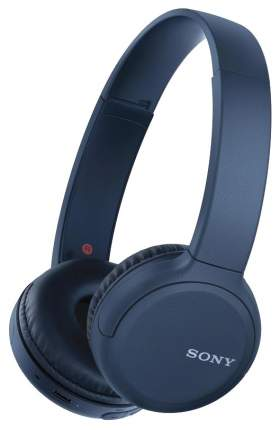 Беспроводные наушники Sony WH-CH510 Blue
