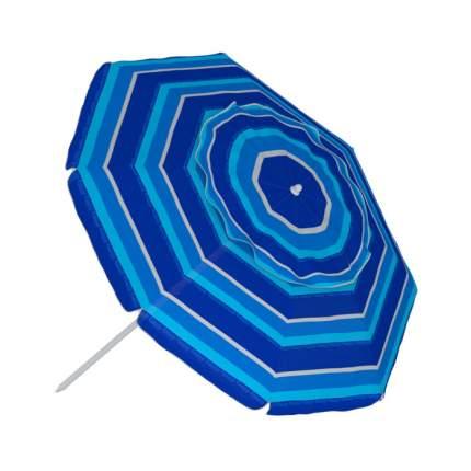 Зонт пляжный Zagorod Z300 (диам. 300см, в чехле) (синий)