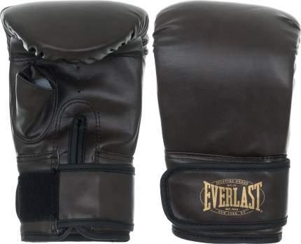 Перчатки снарядные Everlast Vintage, искусственная кожа