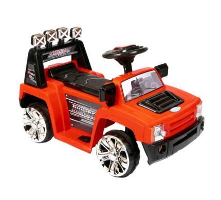 Детский электромобиль джип Barty Land Rover ZPV005 красный, Красный
