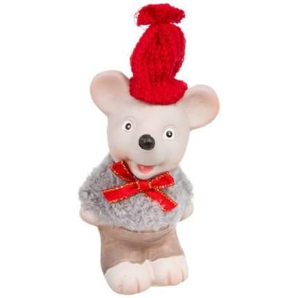 н.г.символ года мышка  фигурка 5,5*5*11см
