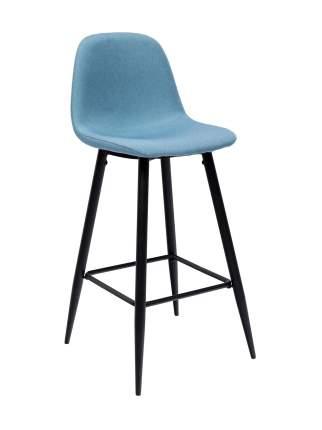 Барный стул для кухни STOOL GROUP Стул барный Валенсия Голубой