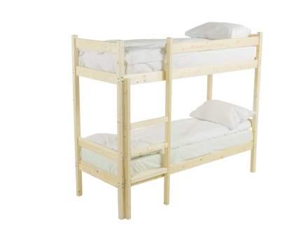 Кровать Green Mebel Т2 900 Х 2000 мм, Натуральный