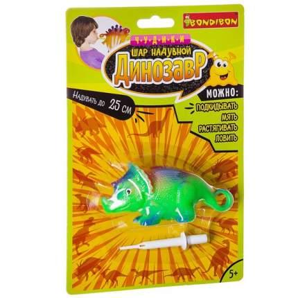 """Шар надувной """"Динозавр. Трицератопс"""", мультиколор"""