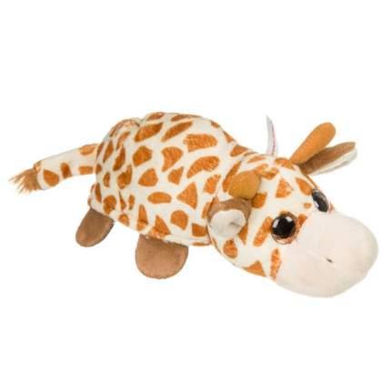 """Мягкие животные 2 в 1 Bondibon """"Милота, жираф-зебра"""", 17 см, арт. LEO19-6D"""