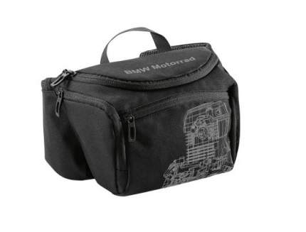 Набедренная сумка BMW Motorrad Hip Bag Ride, Black