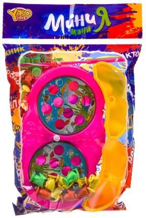 Набор игровой рыбалка Yako Toys с 2 удочками кто быстрее? серия МиниМаниЯ арт.M7623.