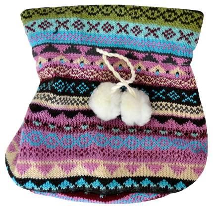 Winter Wings Мешок для подарков ЖАККАРД ТЕМНЫЙ, 17*20 см, полиэстр, 1 шт в пакете