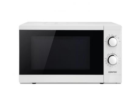 Микроволновая печь соло Centek CT-1577 White