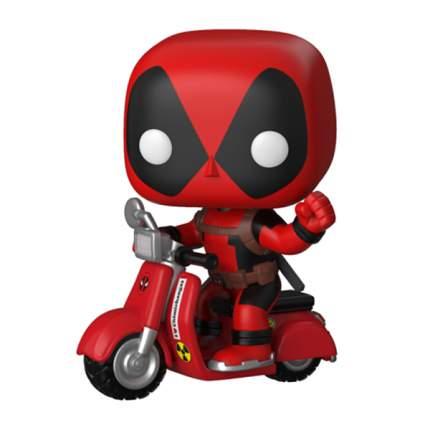 Фигурка Funko POP! Deadpool: Deadpool & Scooter