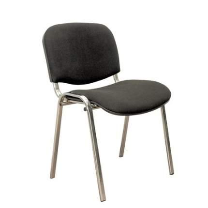Офисный стул Olss ИЗО, хром/черный