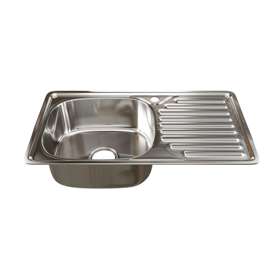 Мойка для кухни из нержавеющей стали MIXLINE 535614